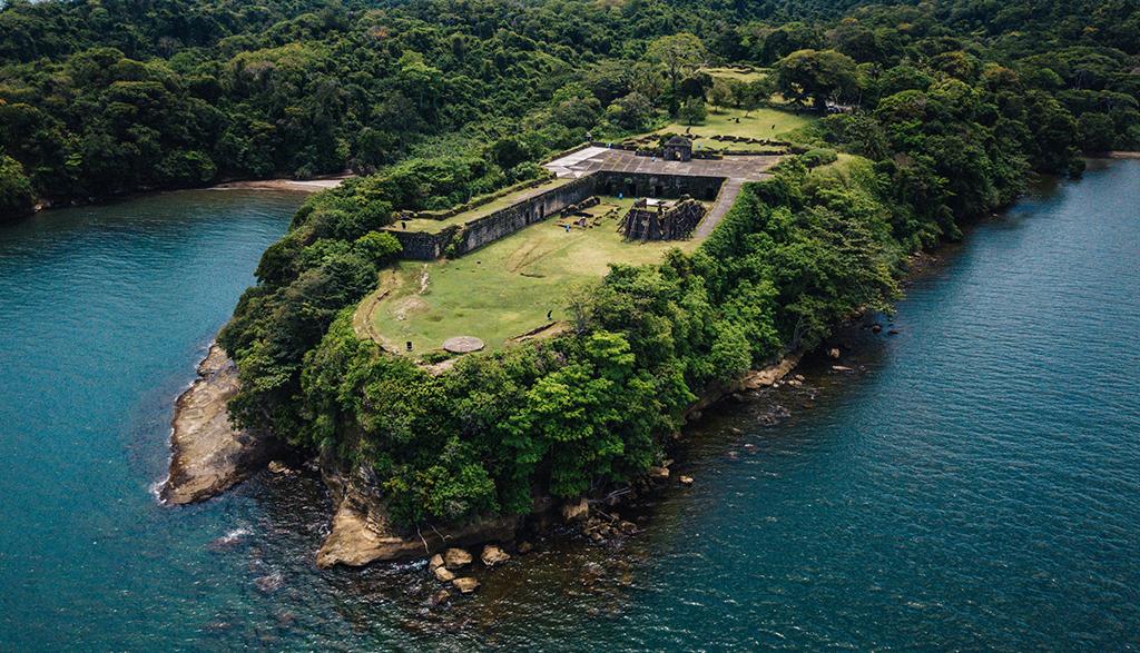 Cómo llegar a Fuerte de San Lorenzo, Panamá